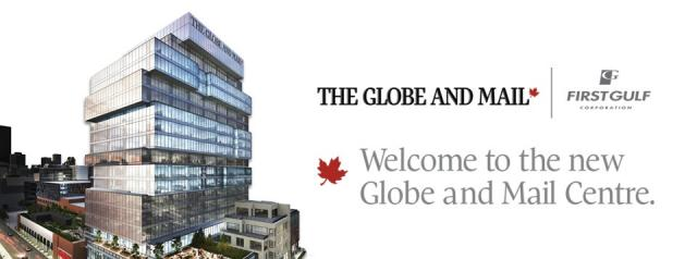 The Globe and Mail Centre, Toronto, by Diamond Schmitt Architects for First Gulf