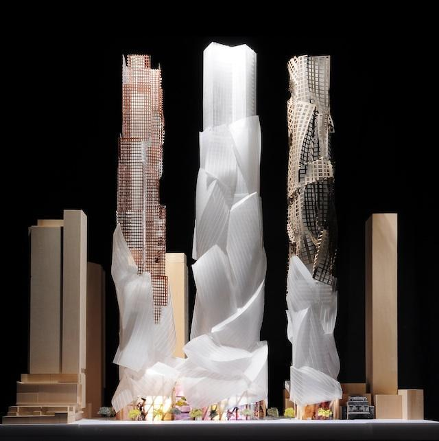 Mirvish+Gehry Toronto, Projectcore, Gehry Partners