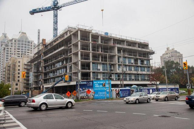 NY2 Condominiums The Daniels Corporation Core Architects Rent to Own Toronto