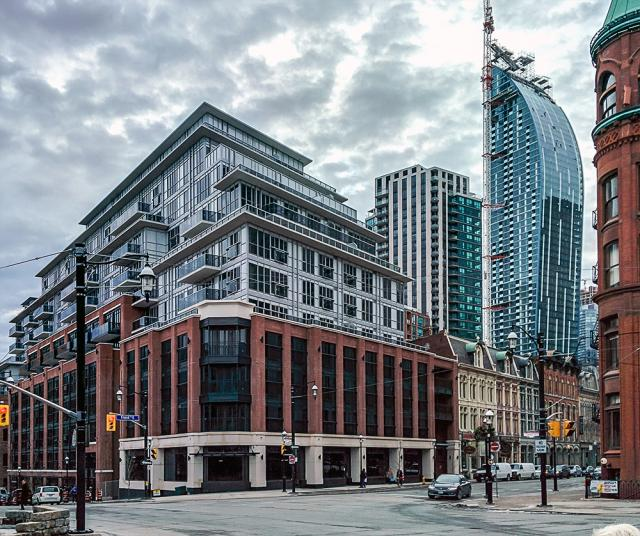 The Berczy, Concert Properties, ERA Architects, St. Lawrence Market