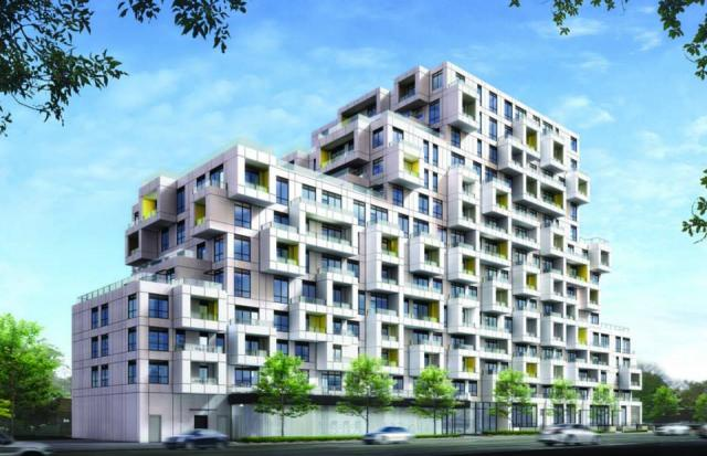 SQ condos, image courtesy of Tridel