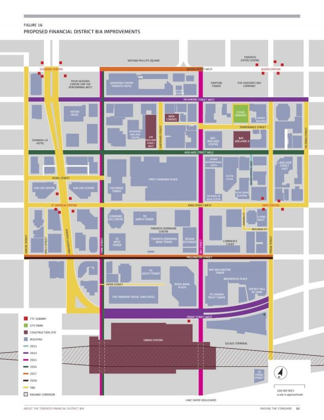 FDBIA Financial District Public Realm Strategy