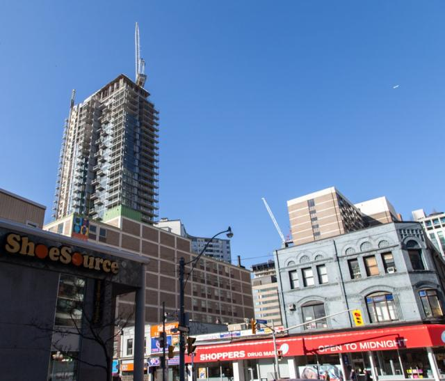 Nicholas Residences, Bloor Yorkville, Urban Capital, Core Architects
