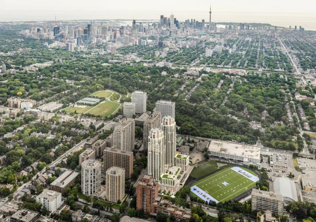 Forest Hill Rental Properties Toronto