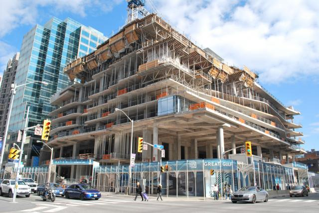 One Bloor East, Great Gulf Homes, Hariri Pontarini, Toronto