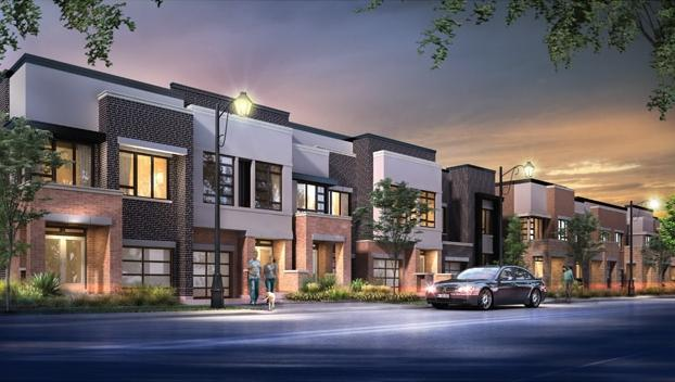 Aspen ridge 39 s kettle lakes club to bring modern towns to for Modern house toronto