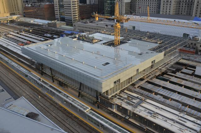 Union Station revitalization, Metrolinx, TTC, Zeidler Partnership Architects
