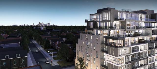 The Nest Condos Toronto by RAW Design for the Rockport Group