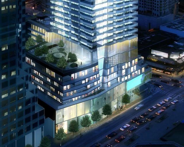 One Bloor East, Great Gulf Homes, Hariri Pontarini Architects, Toronto