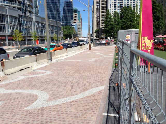 Queens Quay Revitalization, Waterfront Toronto, West 8, DTAH, Toronto