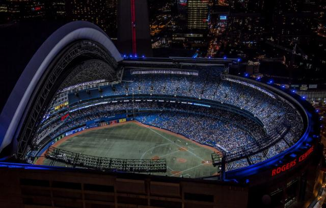 Photo Of The Day Open Dome Urban Toronto