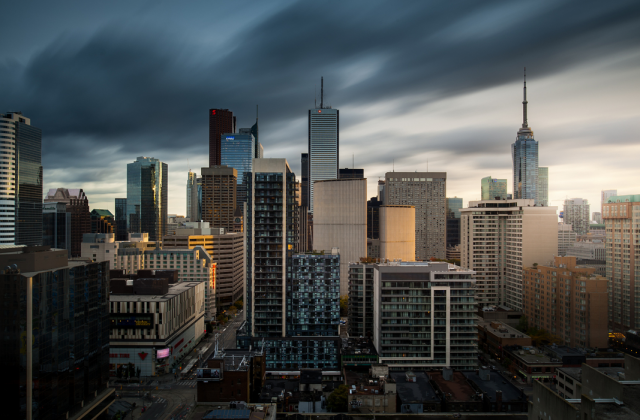 Photo of the Day, Toronto skyline