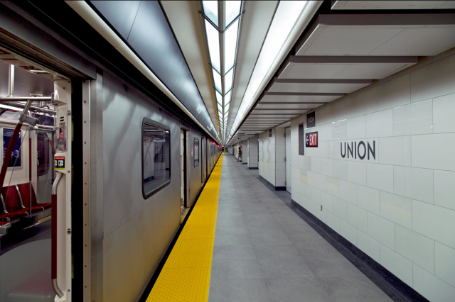 Photo of the Day, Union Station second platform