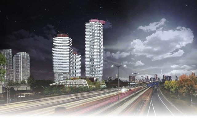 Projects were approved across Toronto, like The Remington Group's IQ Condos Ph 3