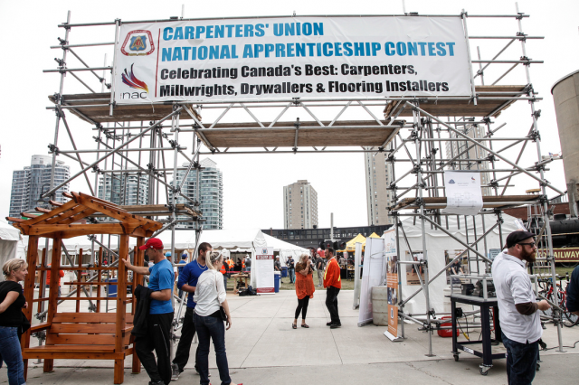 United Brotherhood of Carpenters, National Apprenticeship Competition
