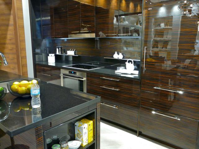 Kitchen at Residences of 488 University Avenue, Toronto