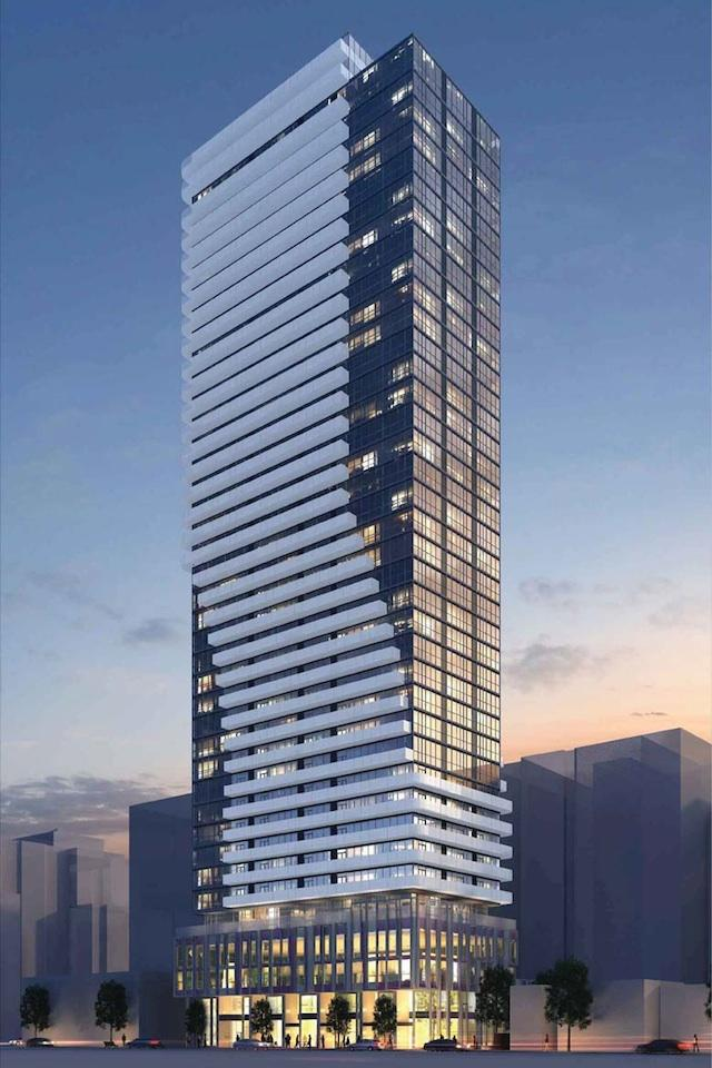 75 Mutual Condos Toronto, designed by Graziani + Corazza for Tribute Communities