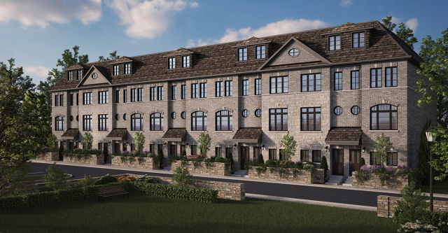 Heritage Gate Mississauga Road by Dunpar Homes