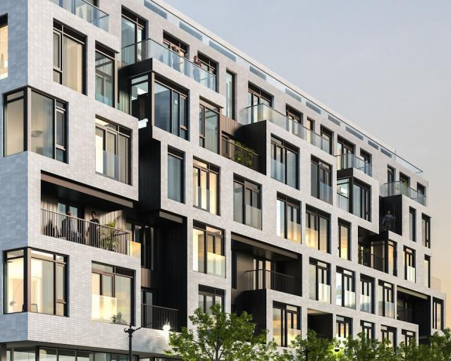 Duke Condos, Toronto, Quadrangle Architects, TAS, Junction Music Festival