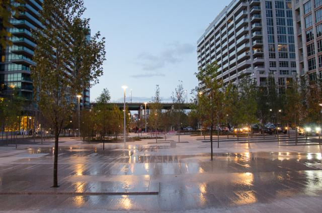 Toronto's new June Callwood Park designed by gh3 architects