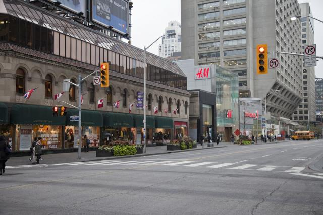 1 Bloor West, Stollery's, Mizrahi Khalili Developments, The One, Toronto