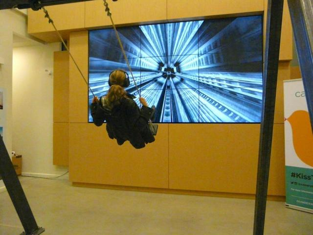 Cities of the Future features Tom Ryaboi photos and interactive swing 'Aletide'