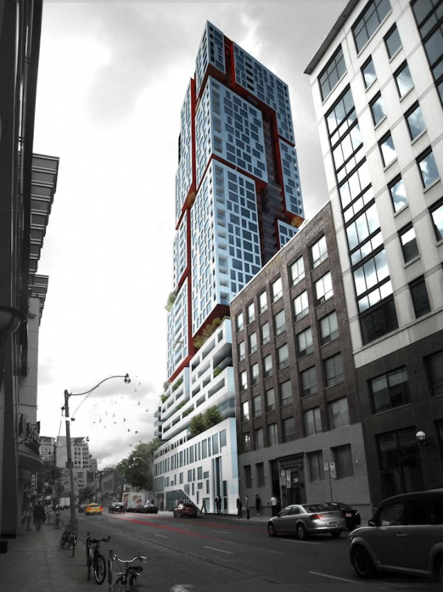 Picasso Condos, Teeples Architects, Monarch Group, Goldman Group, Richmond