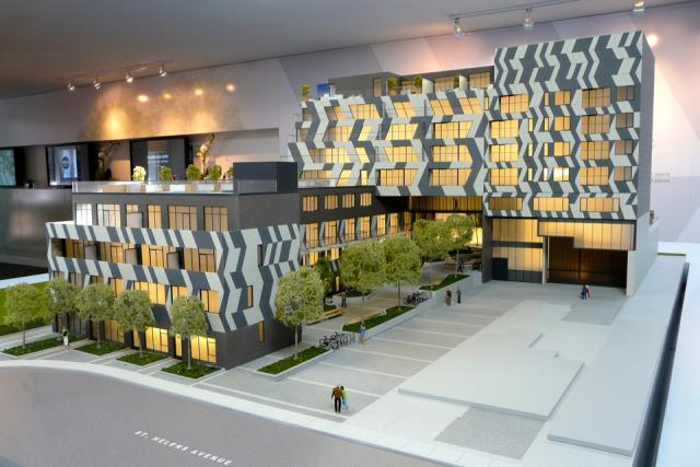 Enigma on the Park, Quadrangle Architects, Aragon Properties, Toronto