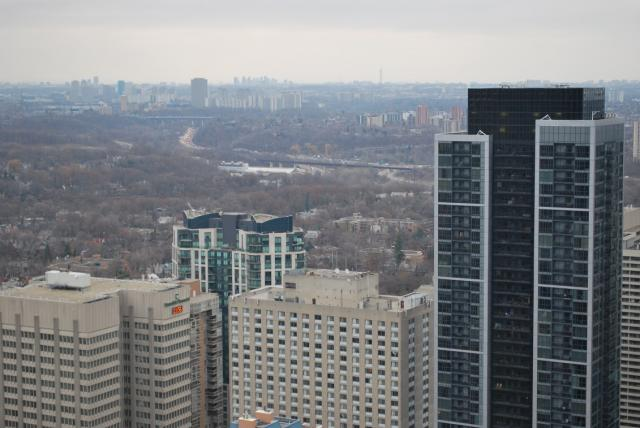 View of the Don Valley and Couture, image by Marcus Mitanis