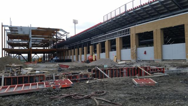 BMO Field Expansion, Gensler, MLSE, Maple Leaf Sports + Entertainment