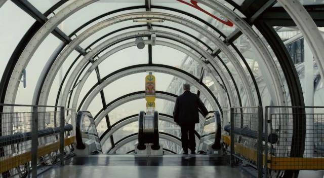 Centre Georges Pompidou, from Cathedrals of Culture, copyright neueroadmovies