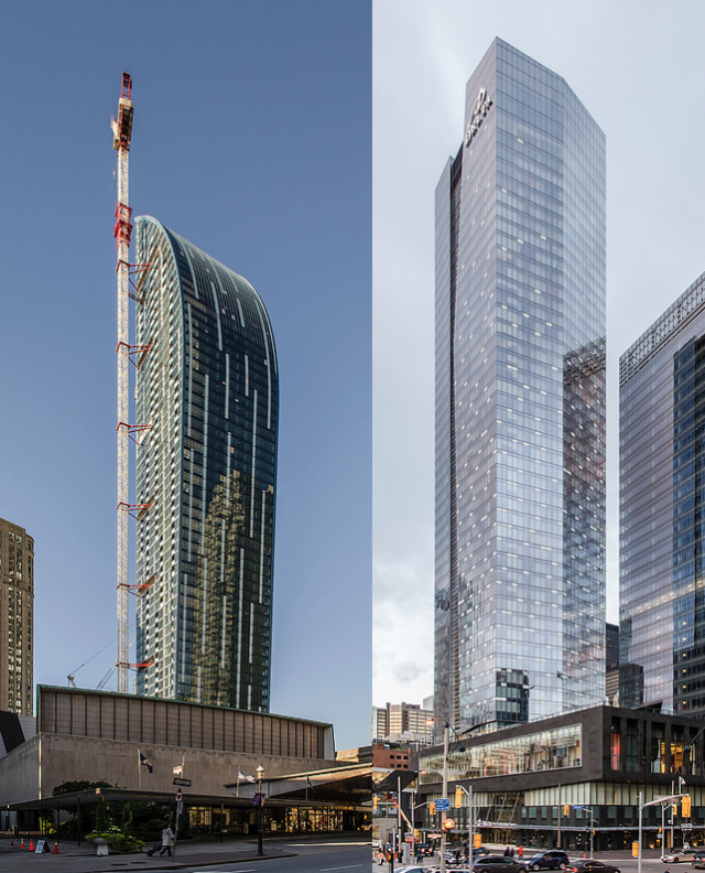 Best Buildings of 2014, Toronto, L Tower, Delta Hotel Southcore