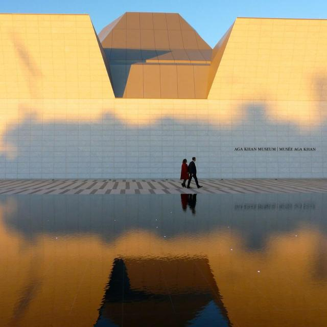 The Aga Khan Museum, image by Craig White
