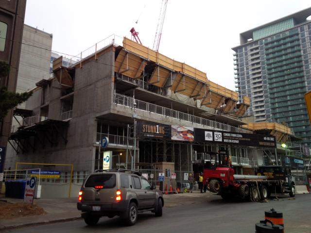 Yonge and Eglinton, Growth to Watch For in 2015