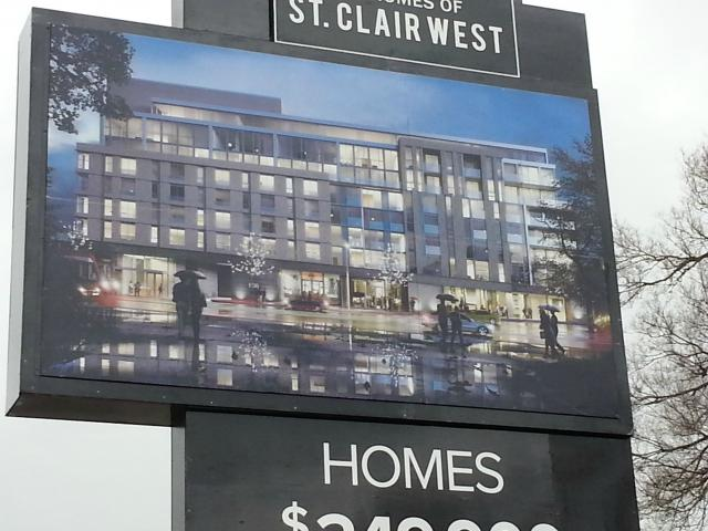 St. Clair West, Growth to Watch For in 2015