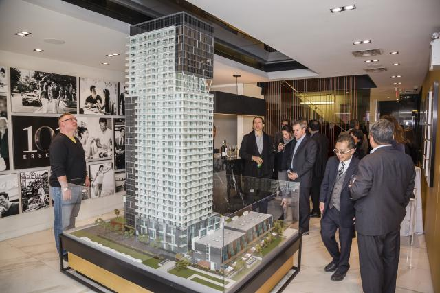 101 Erskine, Tridel, Beaux Properties, CS&P Architects, Toronto