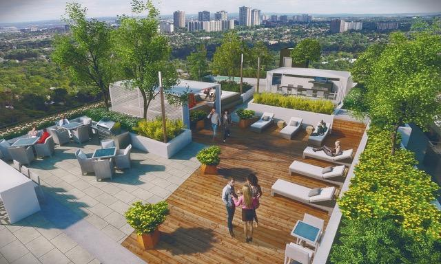 Lotus Condos by Kirkor for Chestnut Hill Homes and Fortress RDI