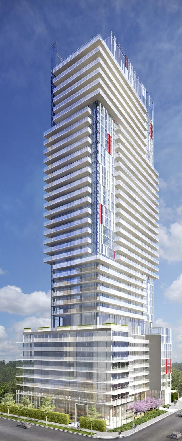 155 Redpath Condominiums, Freed, architectsAlliance