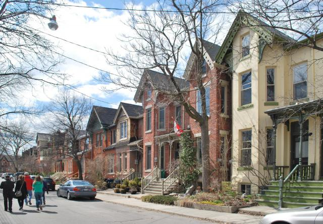 Cabbagetown contains four separate HCDs, image by Marcus Mitanis