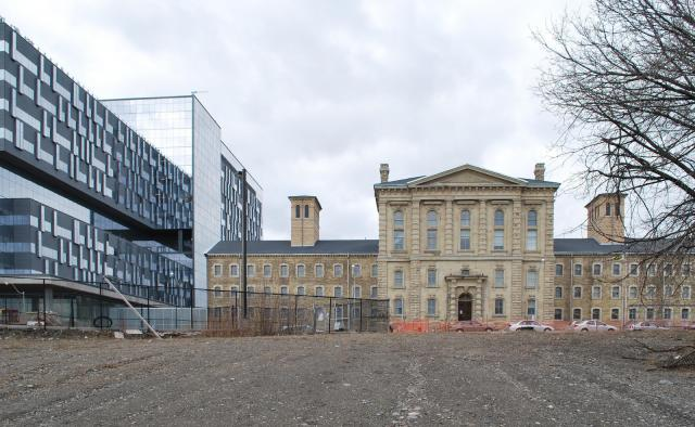 The former Don Jail was designated heritage in 2000, image by Marcus Mitanis