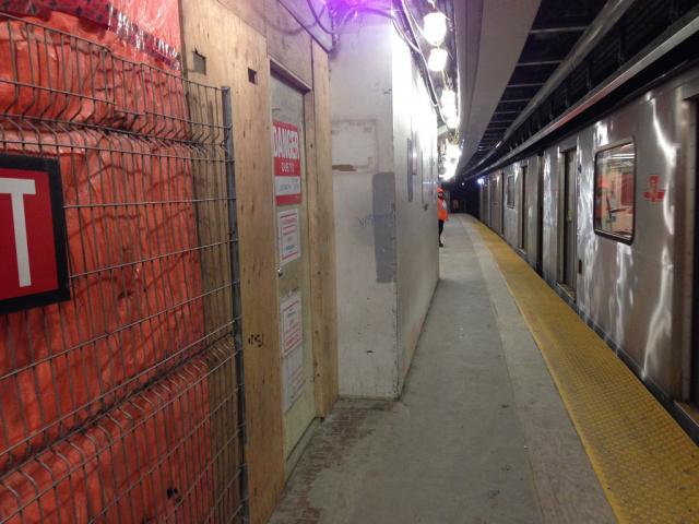 Work continues on Union Subway Station, Toronto