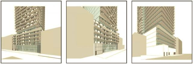 55 Eglinton Avenue East, Kirkor Architects, State Building Group, Toronto