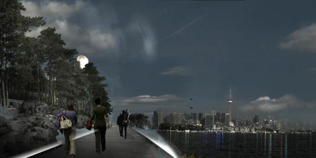 Ontario Place Urban Park and Waterfront Trail, LANDinc, West 8, Urbacon, Toronto