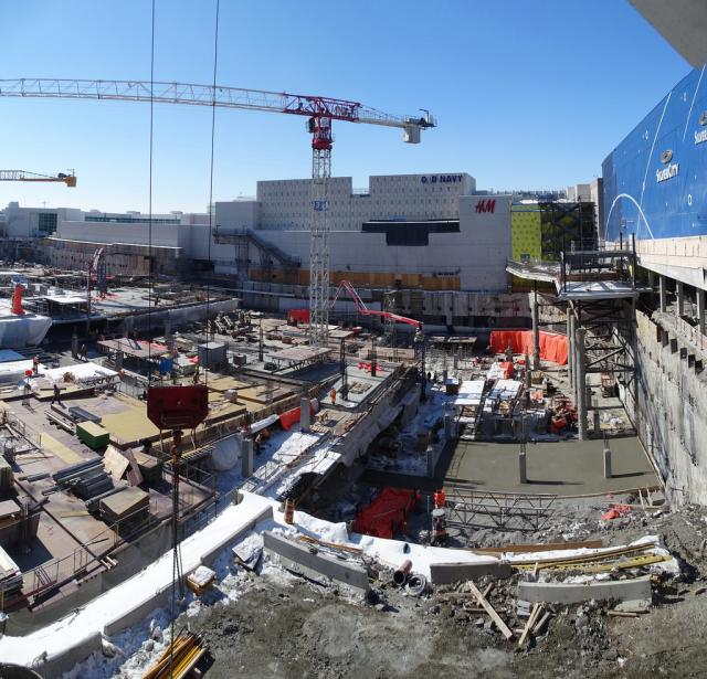 AIMCo, Oxford Properties, MMC Architecture, yorkdale expansion, toronto