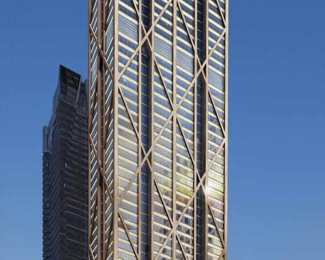 The One, Toronto, Foster + Partners, Mizrahi Developments