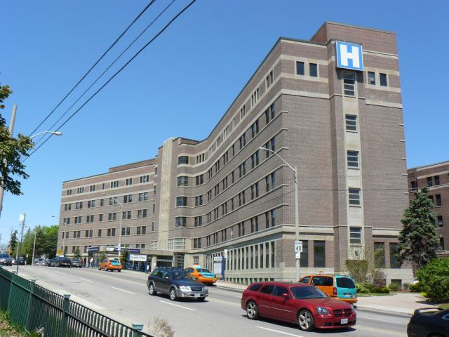 Toronto East General Hospital, Patient Care Tower, redevelopment