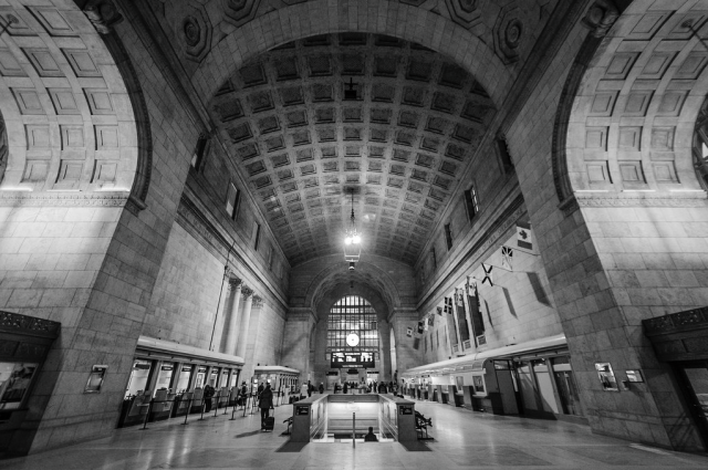 Photo of the Day, Toronto, Union Station, Great Hall