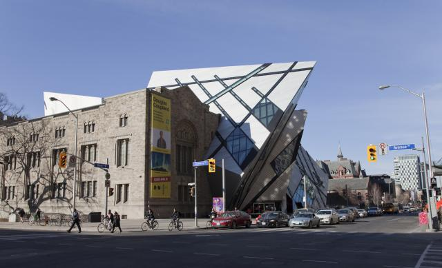 Throwback Thursday, ROM Crystal, Toronto, Avenue, Bloor