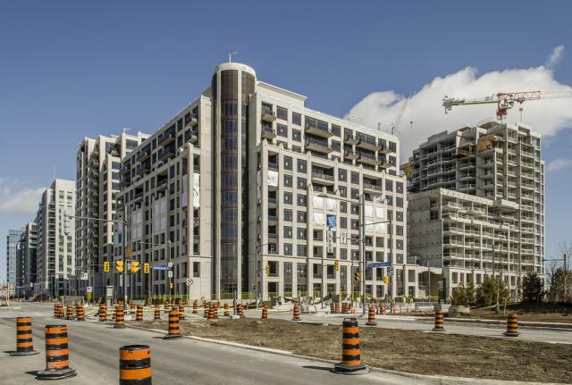 Fontana, Markham,  Page + Steele Architects, H&W Development Corp