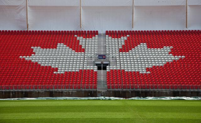 BMO Field Renovations, MLSE, Toronto